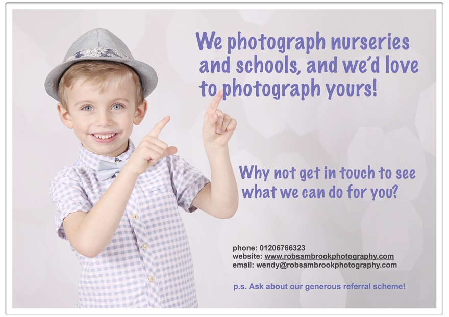 nursery/school photography